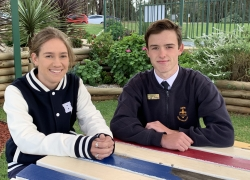 2019 Head Boy & Girl